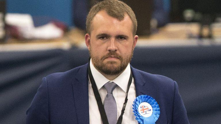 Jonathan Gullis MP (Getty)