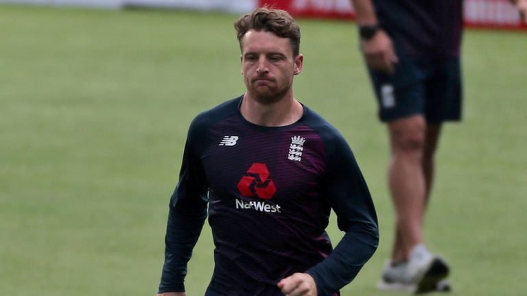 Jos Buttler says England must ensure they have momentum heading into the T20 World Cup later this year