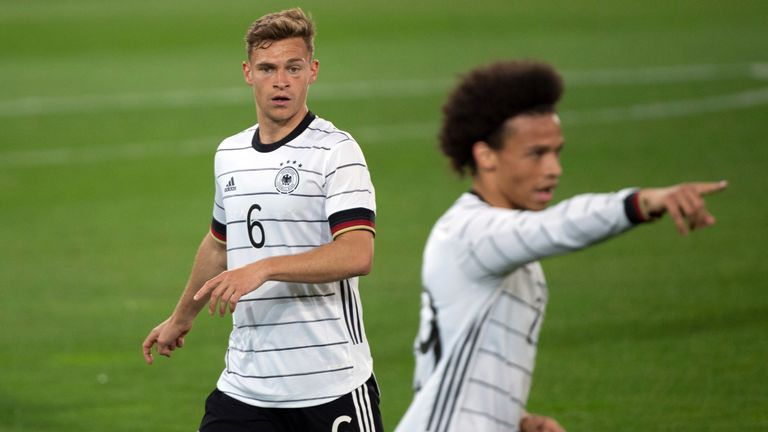 Joshua Kimmich has become a mainstay for Germany