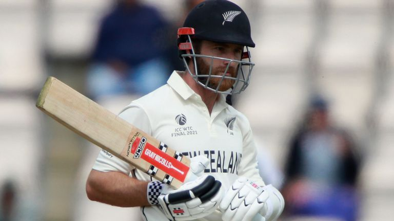 Williamson hit an unbeaten 52 to guide his side to victory on day six in Southampton
