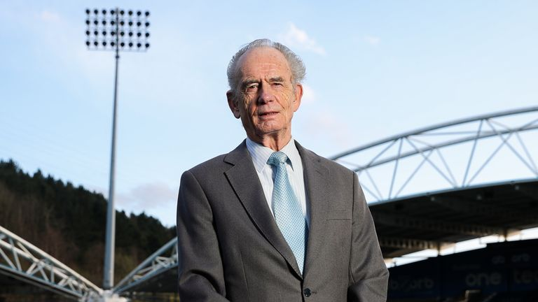 Super League interim chairman Ken Davy is seeking realignment with the RFL