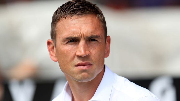 Kevin Sinfield led Leeds Rhinos to seven Grand Final triumphs and two Challenge Cup successes in a career spanning 18 years