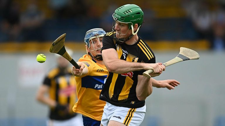 Kilkenny fell to Clare on Saturday, but already had top spot in Division 1B wrapped up
