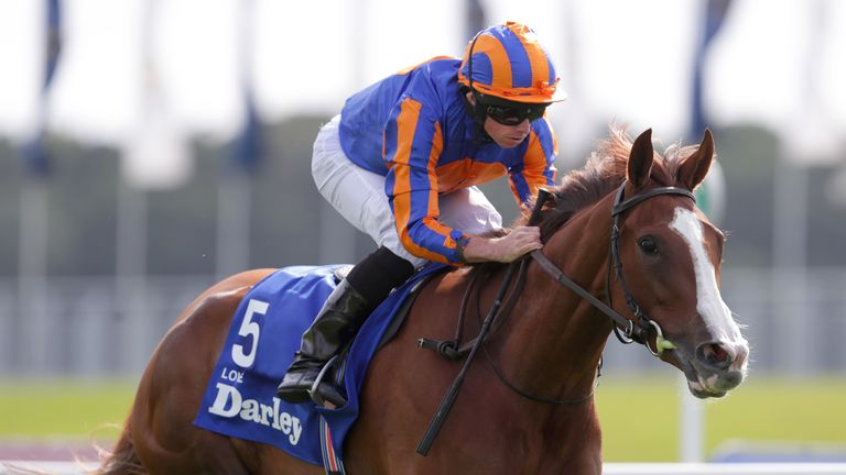 Aidan O'Brien's Love is set to run in the Prince of Wales's Stakes at Royal Ascot