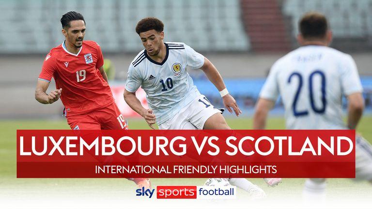 Lucembursko 0-1 Skotsko