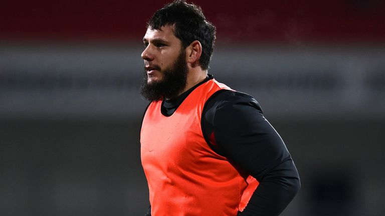 Marcell Coetzee has missed out on selection for the Springboks