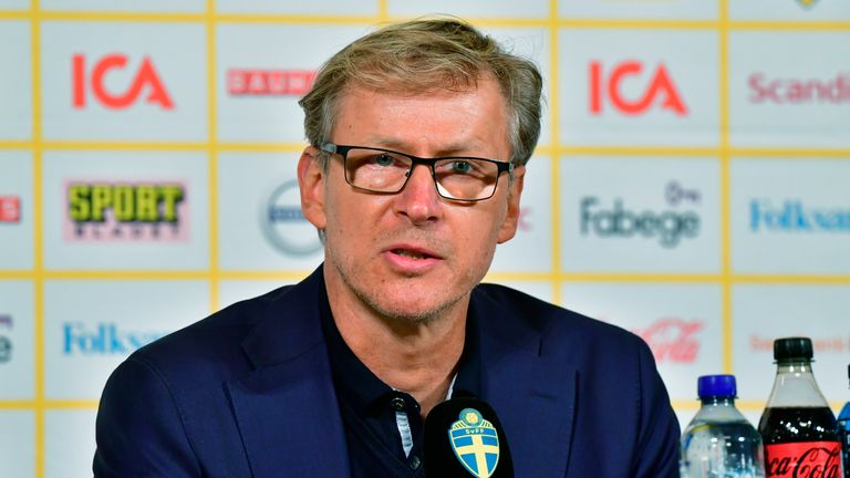 Markku Kanerva has taken Finland to their first major tournament