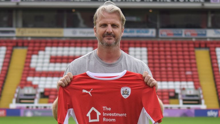 Barnsley appoint Markus Schopp (Credit: Barnsley FC)