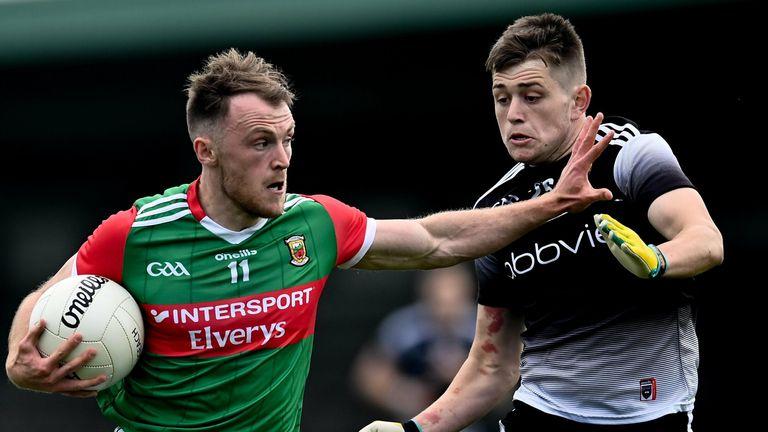 Highlights of Mayo's 3-23 to 0-12 win over Sligo