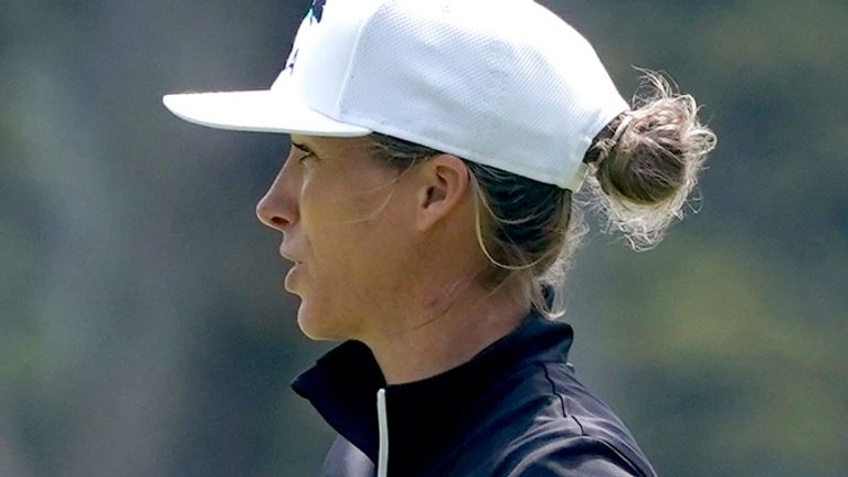 Mel Reid has missed the cut in four of her previous five US Women's Open appearances