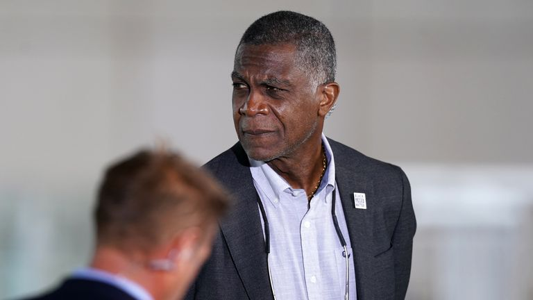Michael Holding will join the Sky Sports Racing team for the final three days of Royal Ascot