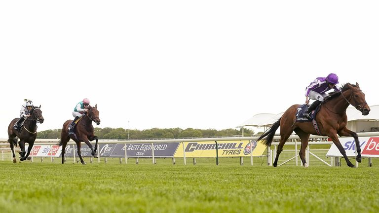 O'Brien says Snowfall has come out of her victory at York very well