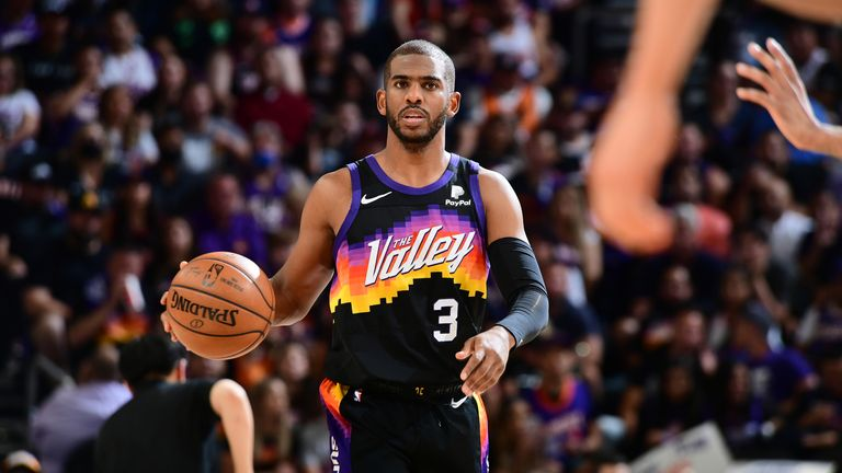 After 12 agonising playoff runs, is this finally the year Chris Paul wins  it all with the Phoenix Suns? | NBA News | Sky Sports