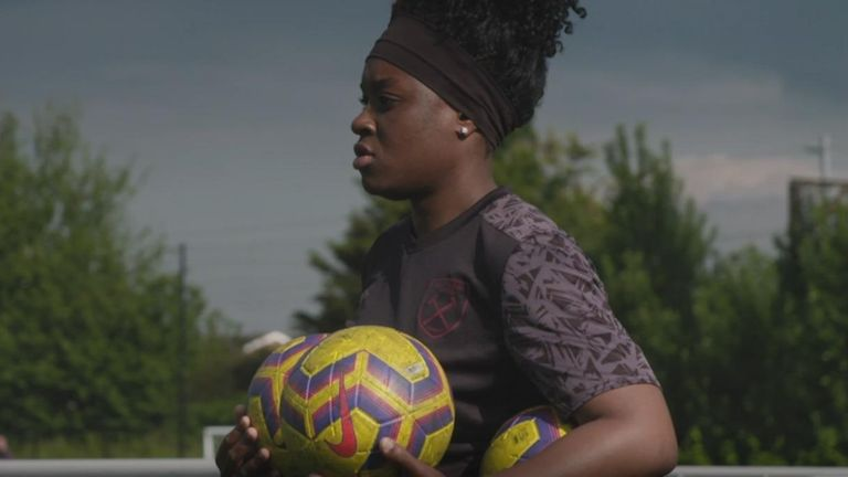 Nicole Farley. Picture credit: West Ham United