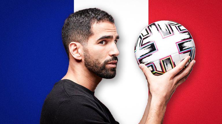 Ouissem Belgacem, France flag football