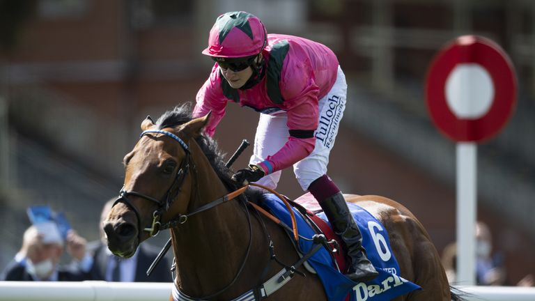 Oxted will be Roger Teal's only Royal Ascot runner this year