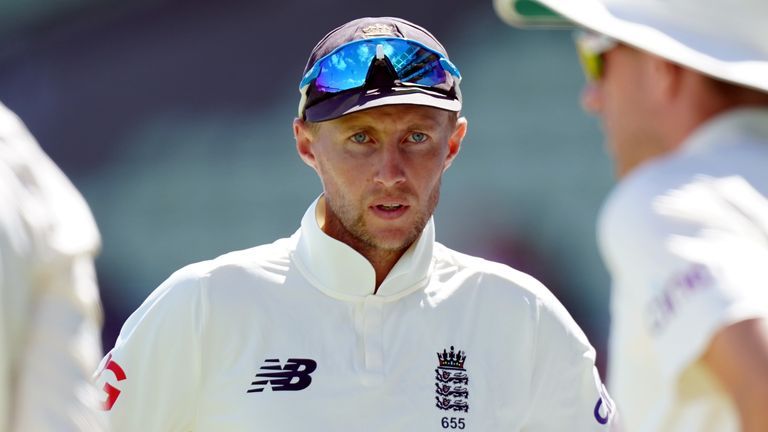 Joe Root saw England slip to their first home Test series defeat since 2014