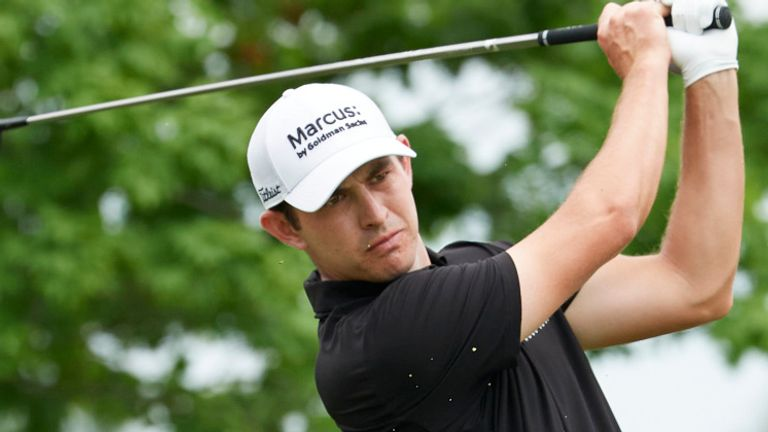 Rahm's misfortune opened the door for Patrick Cantlay to win The Memorial