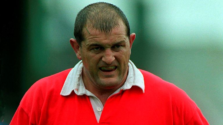 Peter Clohessy was a last-minute injury withdrawal from the original Lions squad in 1997, and was said to have been distraught