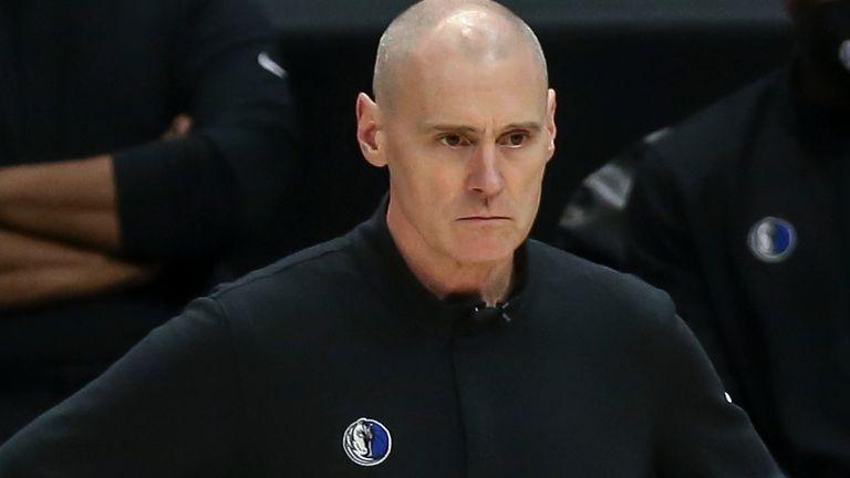 Rick Carlisle led the Dallas Mavericks to an NBA title in 2011 (AP)