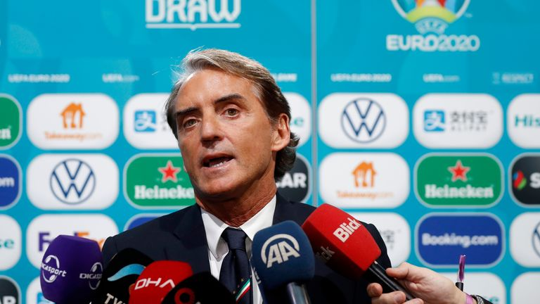 Roberto Mancini has got Italy believing again