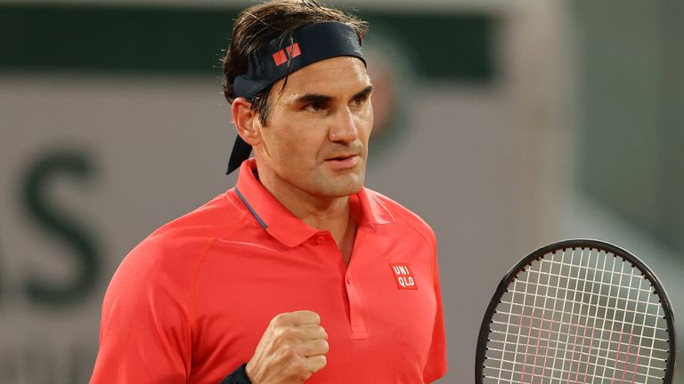 French Open: Roger Federer defeats Dominik Koepfer in match which finishes at