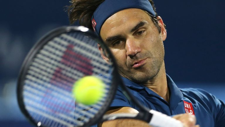 Roger Federer is missing the US Open and be sidelined for what he said will be 'many months' because he needs a third knee operation