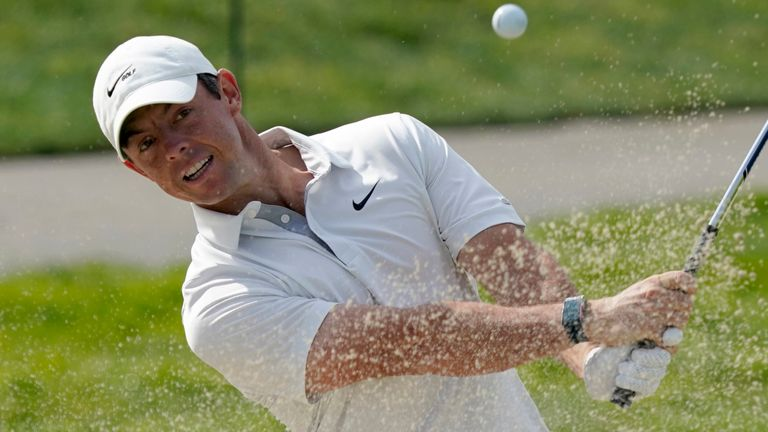 McIlroy remains without a major win for almost seven years