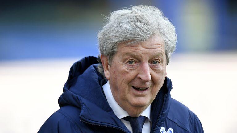 PA - Roy Hodgson