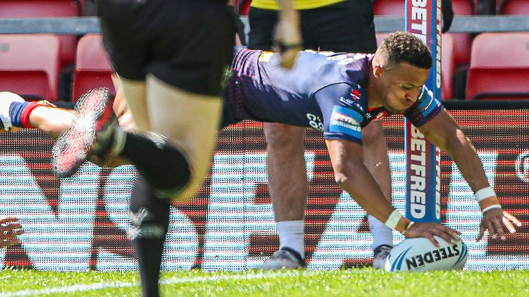 Match Report – Hull 18 – 33 St Helens