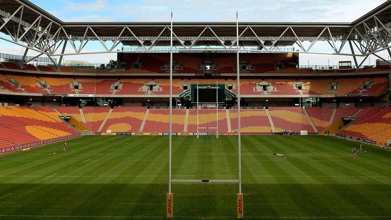 Le stade Suncorp accueillera les premier et troisième tests