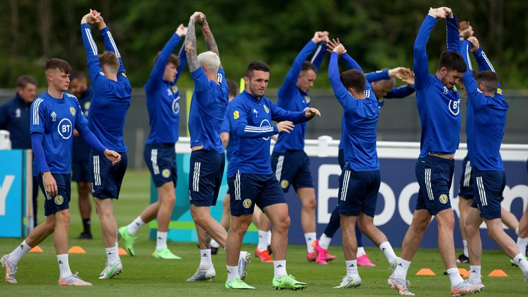 Scotland training - SNS