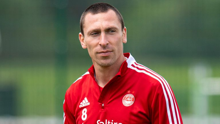 Scott Brown has also joined Aberdeen after leaving Celtic