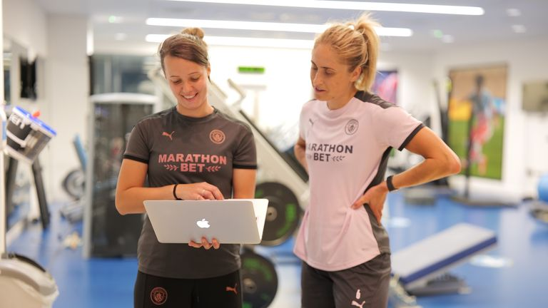 Manchester City Women have formed a research collaboration with the English Institute of Sport (EIS) to accelerate the understanding of female health and its effect on professional athletes.