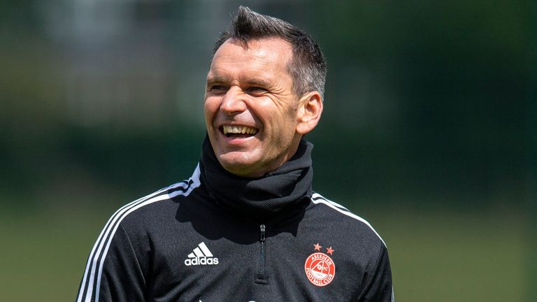 Aberdeen boss Stephen Glass has sealed another addition to his squad at Pittodrie