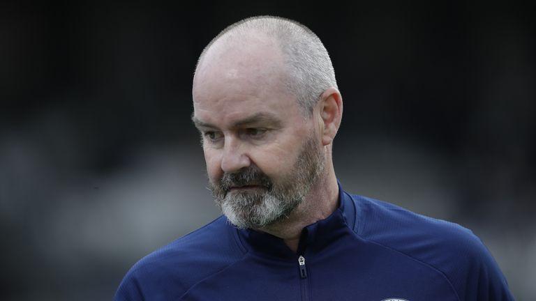 Steve Clarke solved Scotland's defensive conundrum, says former Scottish Football Association chief Gordon Smith |  Football news