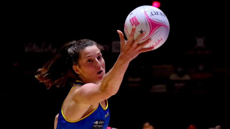 Team Bath Netball, Loughborough Lightning and Manchester Thunder could all still finish top of the table (Image credit - Ben Lumley)