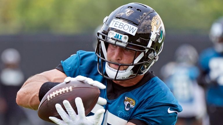 Jacksonville Jaguars face 'glaring question' at tight end after Tim Tebow