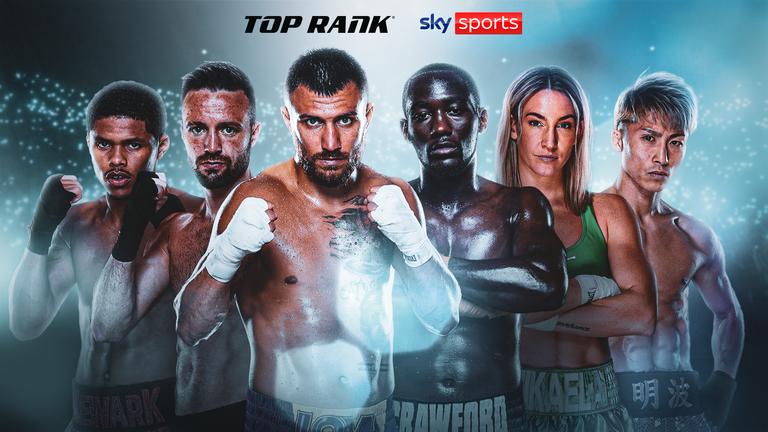 Top Rank, Sky Sports