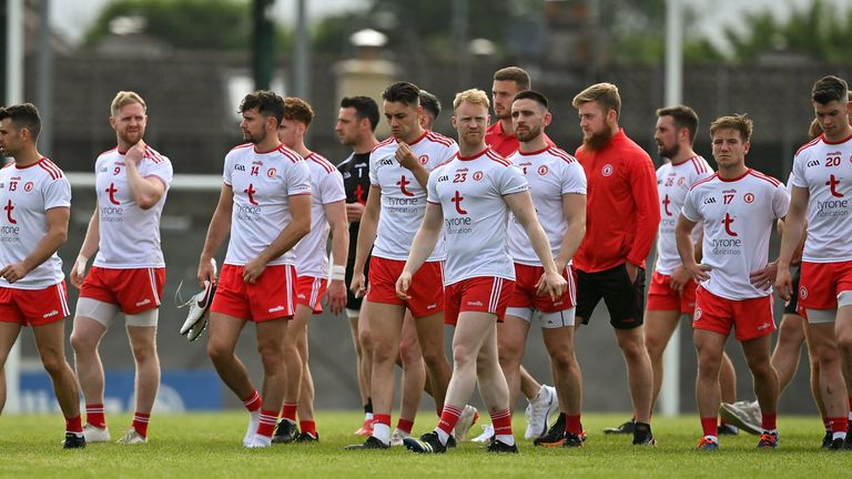 Tyrone are looking to find a balance