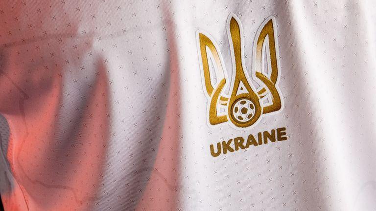 Ukraine's kit