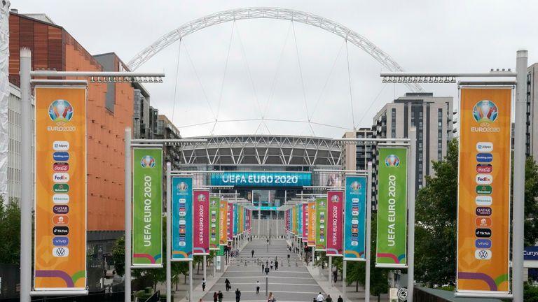 UEFA Wembley
