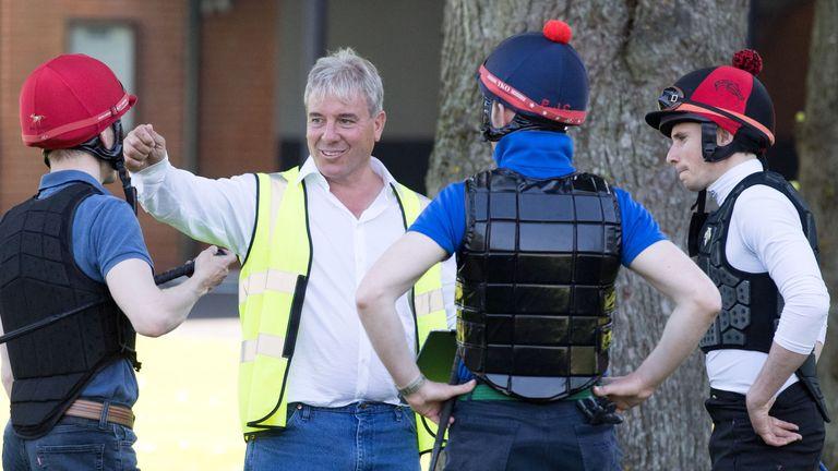 Ward issues instructions to jockeys ahead of Royal Ascot