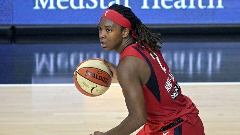 WNBA: Mystics v Sparks