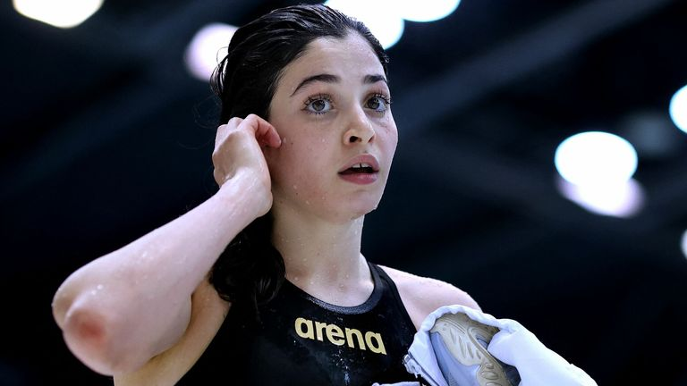 Syrian swimmer Yusra Mardini will be back for her second Games