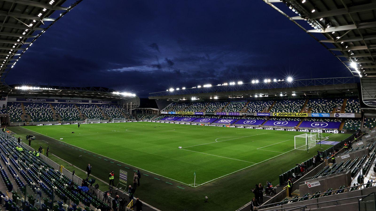 UEFA Super Cup: Chelsea vs Villarreal to have capacity of 13,000 in Belfast