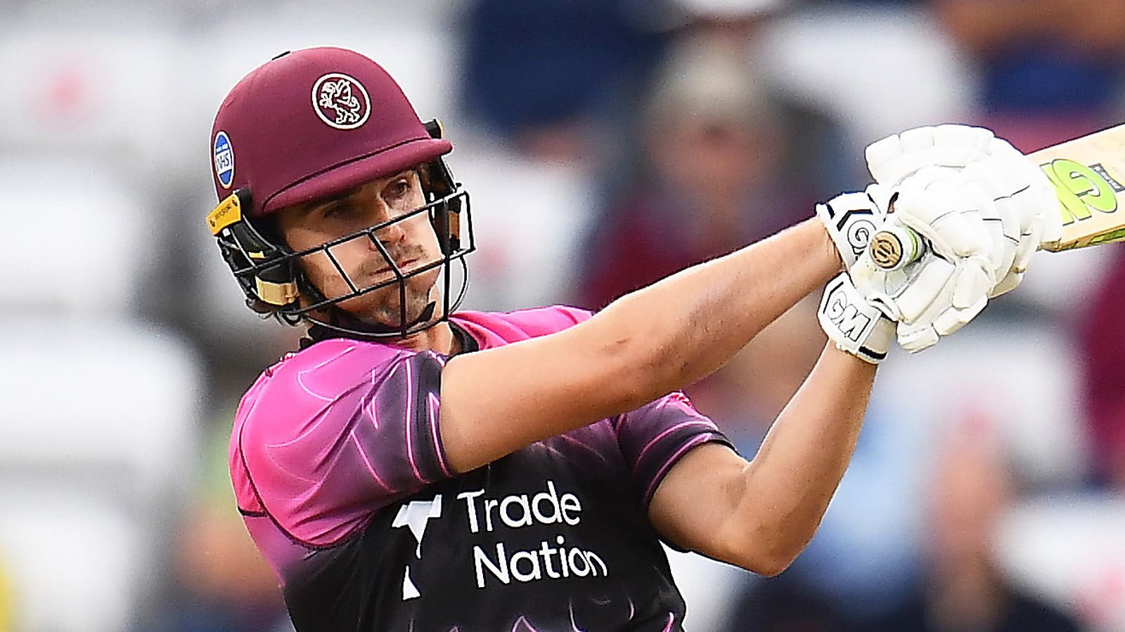 Royal London One-Day Cup: Somerset beat Glamorgan by one run in thrilling finish