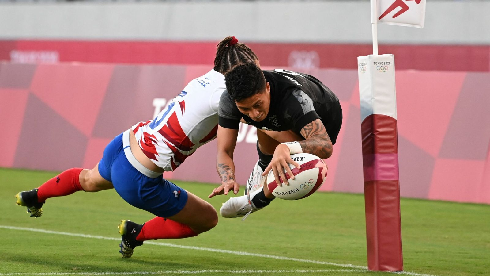 New Zealand win women's Sevens title; Great Britain finish fourth