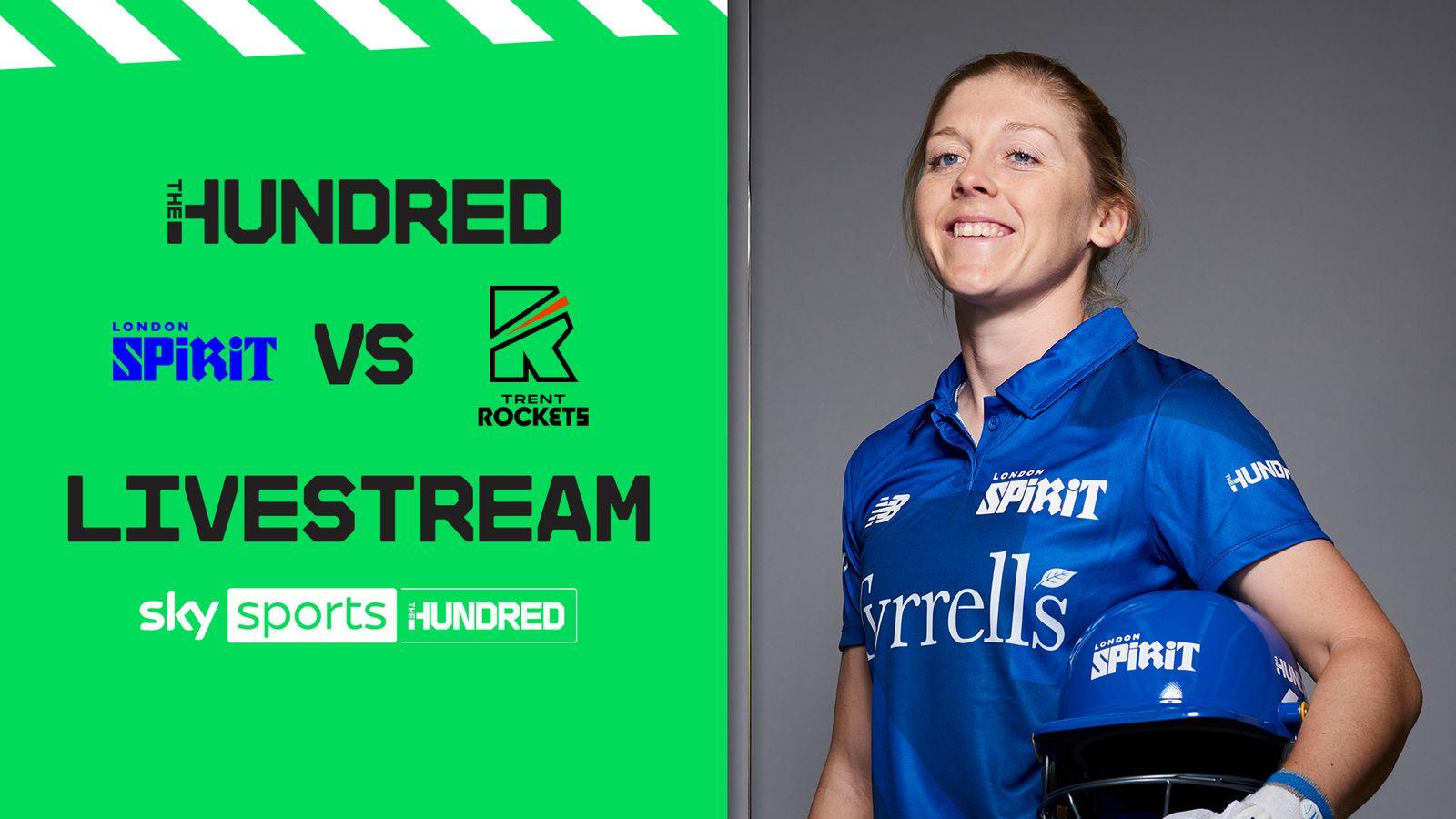 Watch Spirit vs Rockets LIVE!