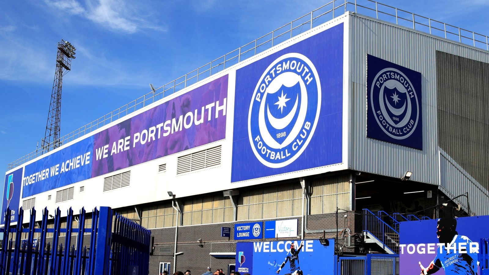 Portsmouth begin disciplinary proceedings over alleged discriminatory messages in U18 group chat after Euro 2020 final